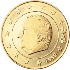10 евро центов Бельгия