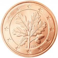 1 евро цент Германия