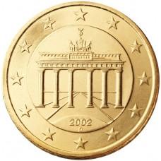 50 евро центов Германия