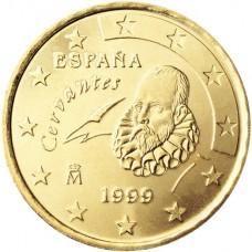 10 евро центов Испания