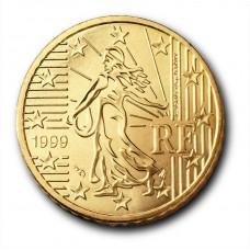 10 евро центов Франция