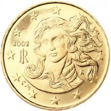 10 евро центов Италия