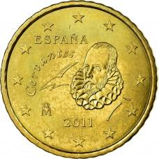 10 евроцентов Испания 2011