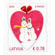 2019 Латвия.Рождество