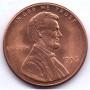 1 цент США 1983-2008год