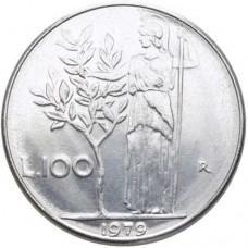 100 лир Италия 1955-1989