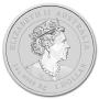 Австралия 1 доллар 2020. Год Мыши. Серебро. 1 Oz, 1 унция