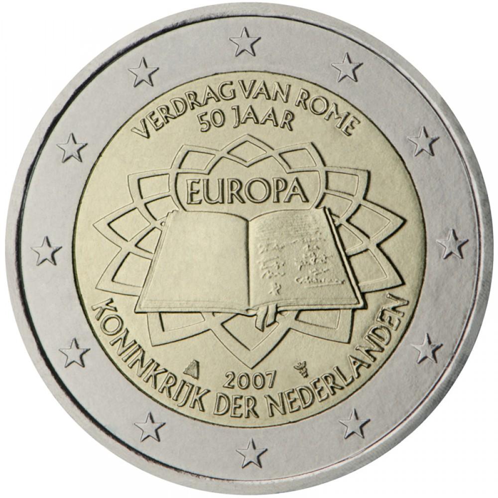 2 Евро 2007 Франция.Римский договор