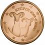 5 евро центов Кипр 2008 года