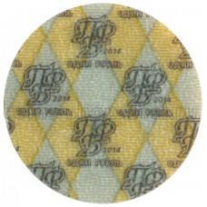 1 рубль 2014 Суворов - пластиковая монета Приднестровья