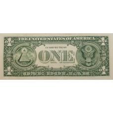 США.1 доллар 2013. UNC пресс