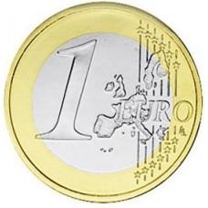 1 евро Италия 2003 года
