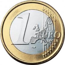 1 евро Греция 2002 года