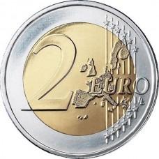 2 евро Австрия 2011 года