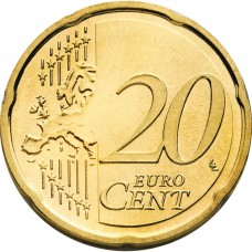 20 евро центов Ирландия
