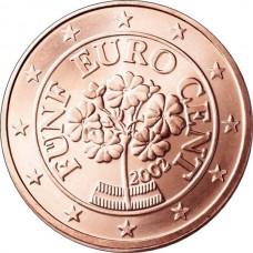 5 евро центов Австрия