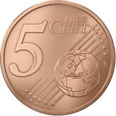 5 евро центов Испания