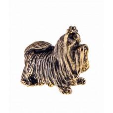 Собака Болонка без подставки